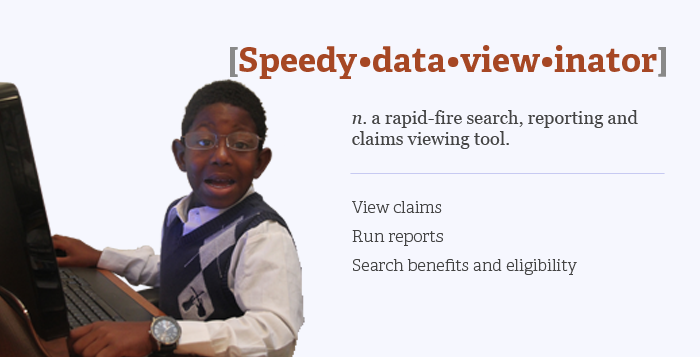 Speedy*data*view*inator